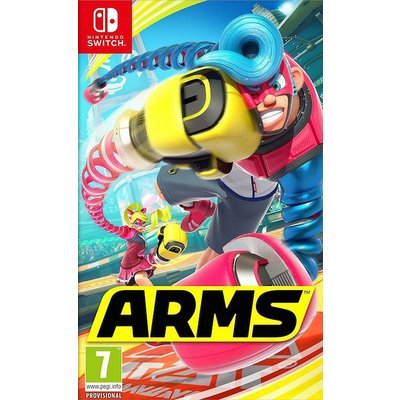 Nintendo Nintendo Switch Arms