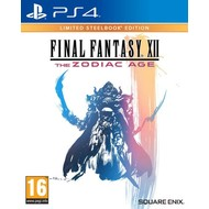 Square PS4 Final Fantasy XII: Zodiac Age Limited Edition
