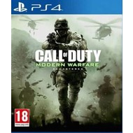 Activision PS4 Call of Duty: Modern Warfare Remastered