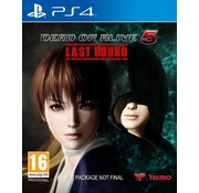 Tecmo PS4 Dead or Alive 5: Last Round