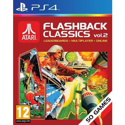 Atari PS4 Atari Flashback Classics Vol. 2