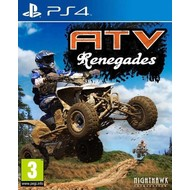 PS4 ATV: Renegades