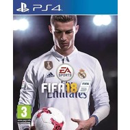 EA PS4 FIFA 18 (week deal)