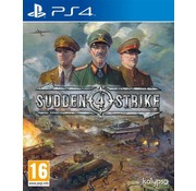 KALYPSO PS4 Sudden Strike 4