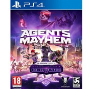 Deep Silver / Koch Media PS4 Agents of Mayhem