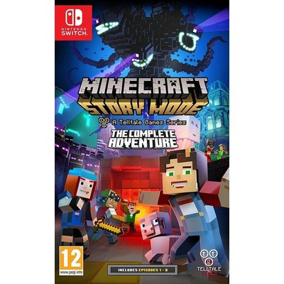 Nintendo Nintendo Switch Minecraft Story Mode - The Complete Adventure