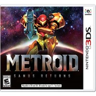 Nintendo 3DS Metroid: Samus Returns