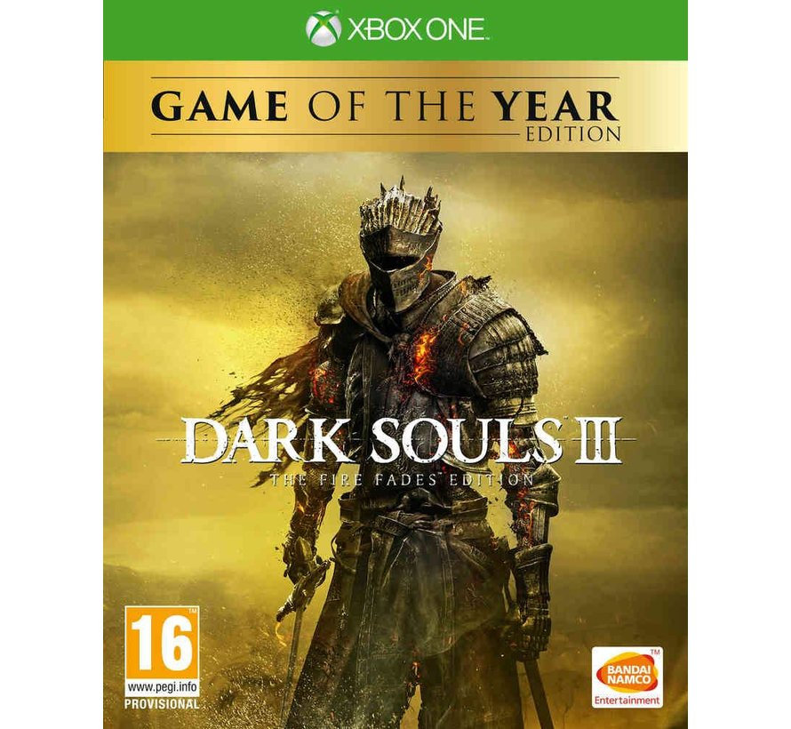 Xbox One Dark Souls III Game of the Year Edition