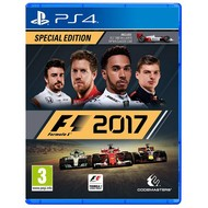 Codemasters PS4 F1 2017 Special Edition