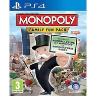 Ubisoft PS4 Monopoly Family Fun Pack