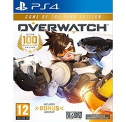EA PS4 Overwatch Game of the Year Edition