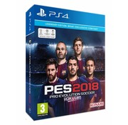 Konami PS4 Pro Evolution Soccer 2018 (PES) - LEGENDARY EDITION