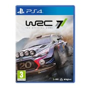 Bigben Interactive PS4 WRC: FIA World Rally Championship 7