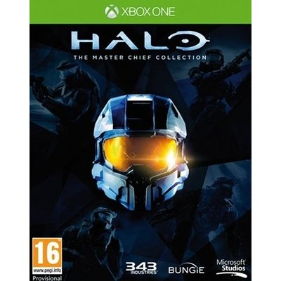 Microsoft Xbox One Halo: The Master Chief Collection