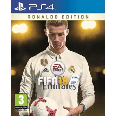EA PS4 FIFA 18 - Ronaldo Edition