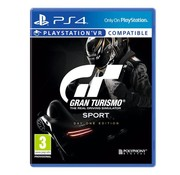 Sony PS4 Gran Turismo Sport Day One Edition (+PSVR)