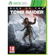 Square Xbox 360 Rise of the Tomb Raider