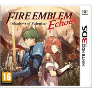 Nintendo 3DS Fire Emblem Echoes: Shadows of Valentia