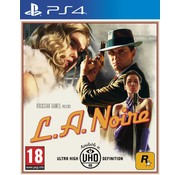 Take Two PS4 L.A. Noire
