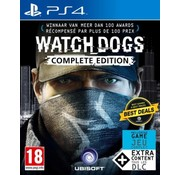 Ubisoft PS4 Watch Dogs Complete Edition