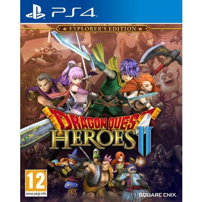 Square PS4 Dragon Quest Heroes 2 Explorer's Edition