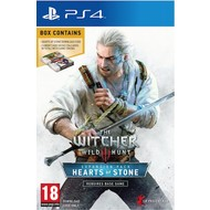 Namco Bandai PS4 The Witcher 3: Wild Hunt: Hearts of Stone DLC