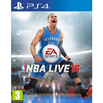 EA PS4 NBA Live 16