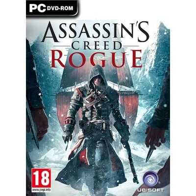 Ubisoft PC Assassin's Creed: Rogue