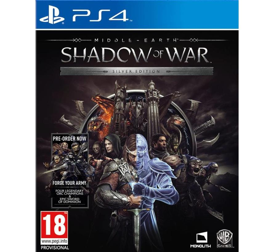 PS4 Middle-Earth: Shadow Of War - Silver Edition