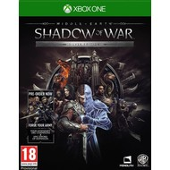 Warner Xbox One Middle-Earth: Shadow of War Silver Edition