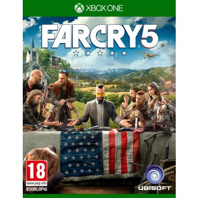 Ubisoft Xbox One Far Cry 5