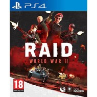 505 Games PS4 RAID: World War 2
