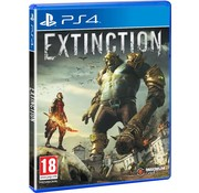 Maximum games PS4 Extinction