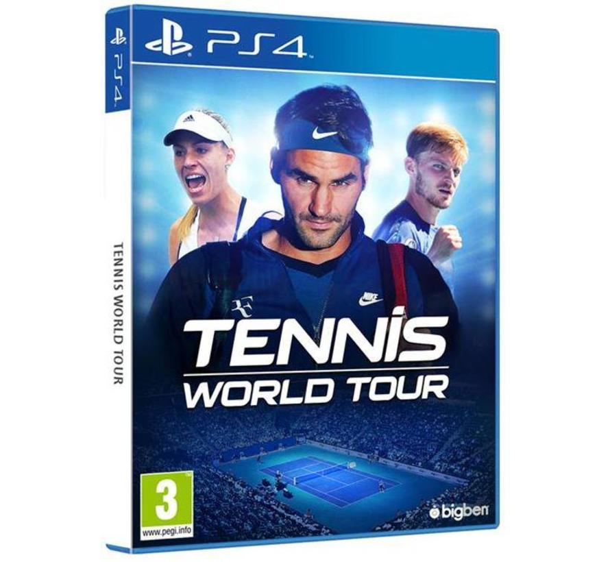 PS4 Tennis World Tour
