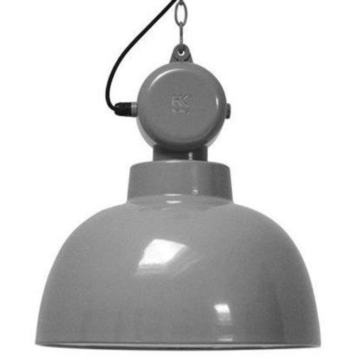HKliving Industriële lamp grijs factory