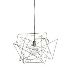 House Doctor Metalen lamp Asymmetric incl snoer en plafondkap