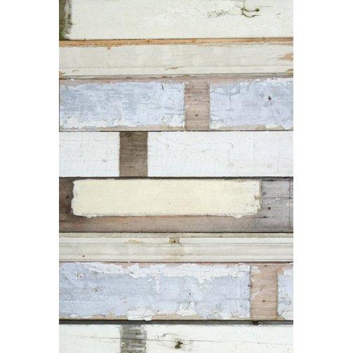 Studio Ditte Sloophout behang wit