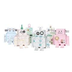 Studio Ditte Papieren robot set van 6