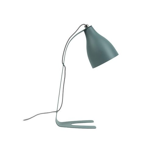 Leitmotiv Bureaulamp Barefoot Oud Blauw