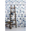 Studio Ditte Porselein behang blauw