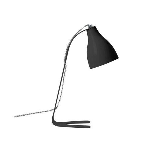 Leitmotiv Bureaulamp Zwart Barefoot