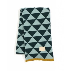 ferm LIVING Plaid Remix Blauw