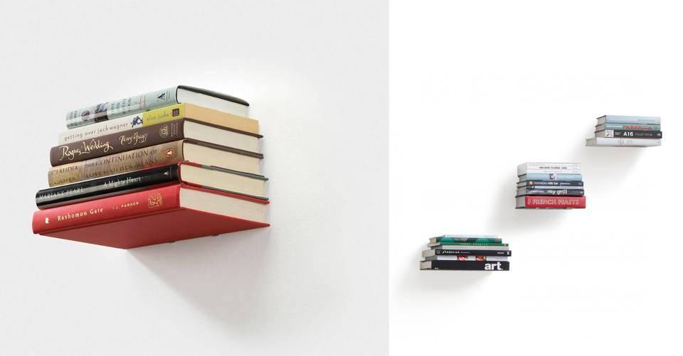 De onzichtbare boekensteun van Umbra