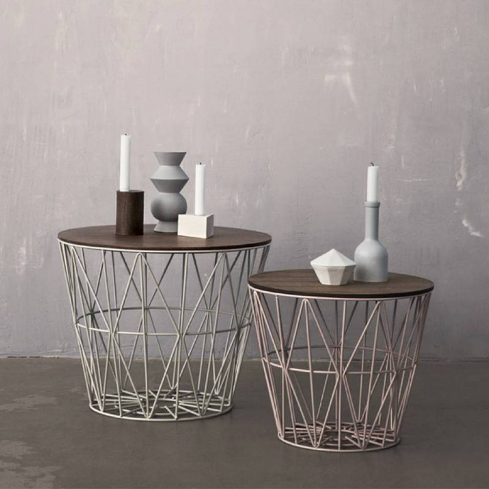 De Wire baskets van Ferm Living
