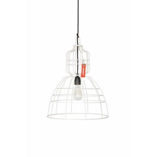 Anne Lighting Draadlamp Mark II wit L