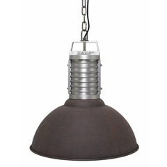 Anne Lighting Industriële lamp Oncle Philippe Bruin