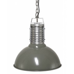 Anne Lighting Industriële lamp Oncle Philippe Groen