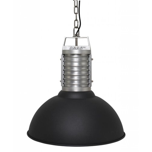 Anne Lighting Industriële lamp Oncle Philippe Zwart