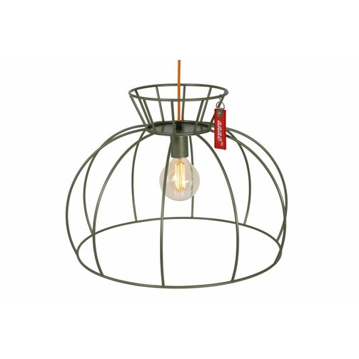 Anne Lighting Draadmandlamp Crinoline Groen