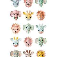 Studio Ditte Behang wilde dieren lief